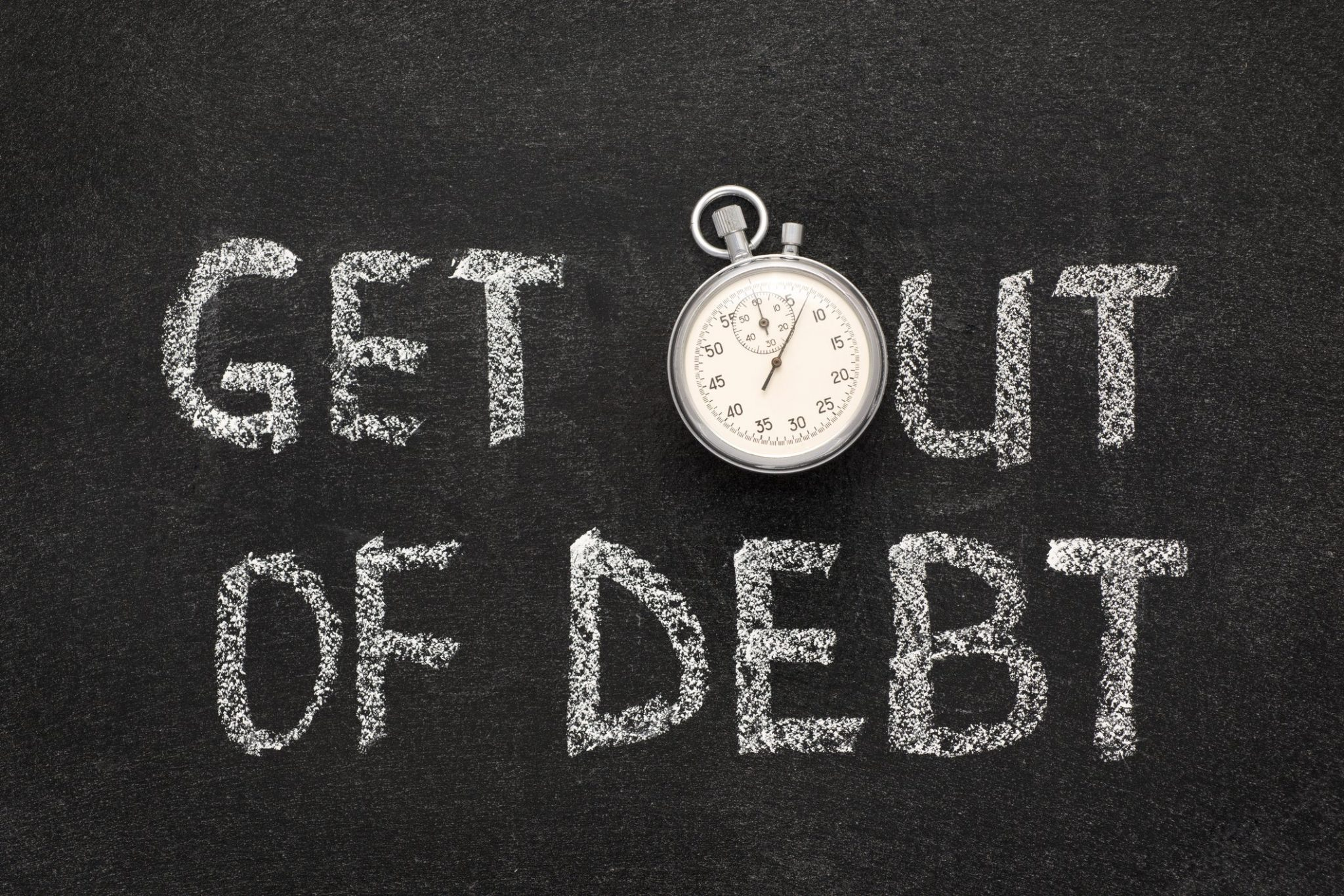 How to Be Debt Free in 12 – 48 Months? 1